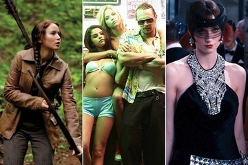 Halloween Costume Inspiration from the Movies of 2013