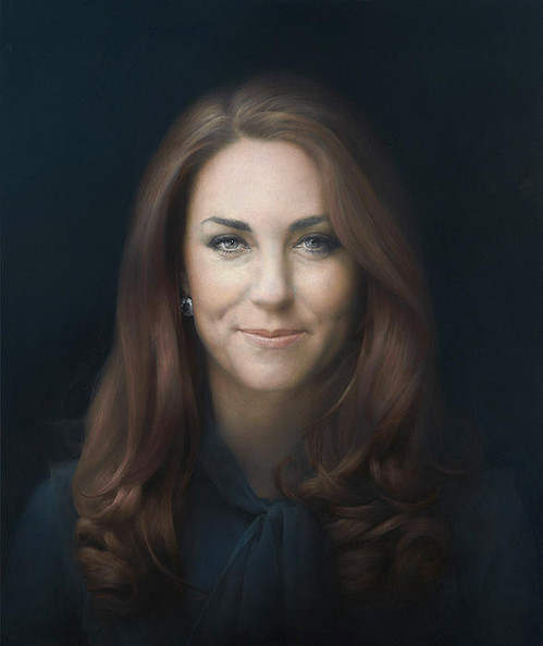 You'll NEVER Guess What Brand Blouse Kate Middleton's Wearing in Her Royal Portrait