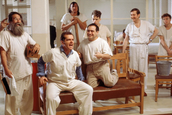 'One Flew Over the Cuckoo's Nest'