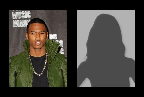 Trey Songz dated Angel Melaku