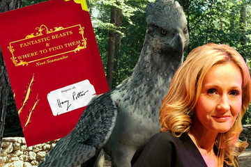 5 Things We Know So Far About J.K. Rowling's Upcoming Potter-Universe Trilogy