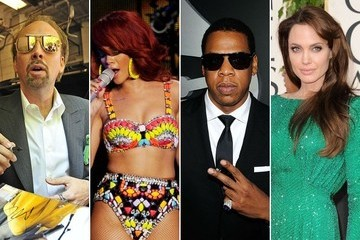 Most Outrageous Celebrity Purchases