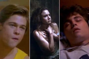 Celebs Who Started Out in Horror Flicks