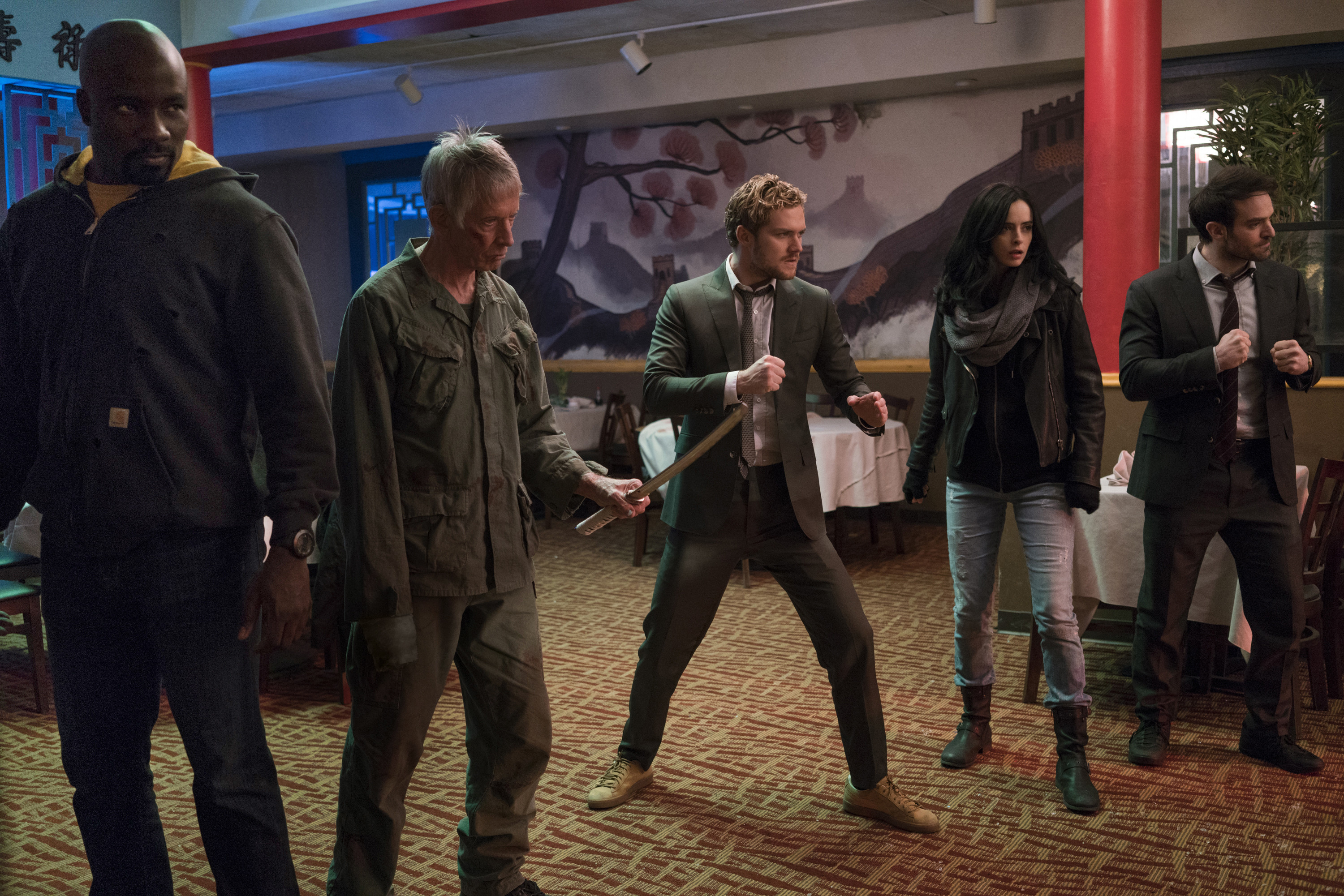 We Just Saw the First Episode for Marvel's'The Defenders — Here's What to Expect