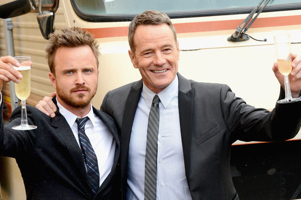 Celebrities React to the End of 'Breaking Bad'