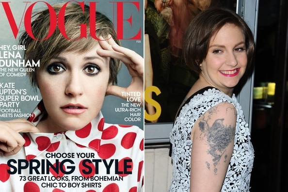 It's Lena Dunham's Week, Year... Heck, Generation