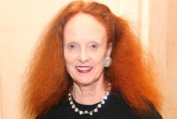 Grace Coddington Dishes on Bloggers, Balenciaga & Anna Wintour