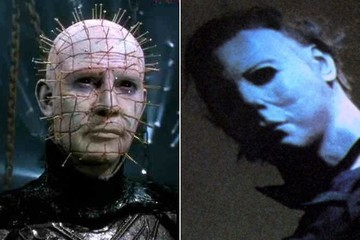 So Apparently We Almost Got to See Pinhead Fight Michael Myers