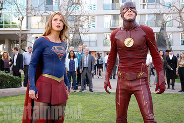 Get Ready for a Mega Crossover With 'Arrow,' 'The Flash,' 'Legends of Tomorrow,' & 'Supergirl'