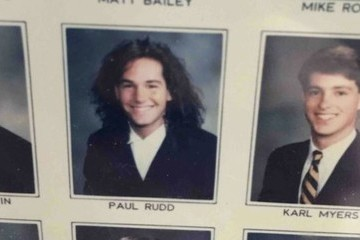 Paul Rudd Is the Obvious Choice for Best '80s Hair