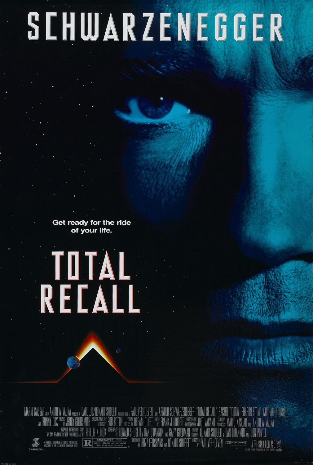 25 Things You Never Knew About 'Total Recall' (The Real One)