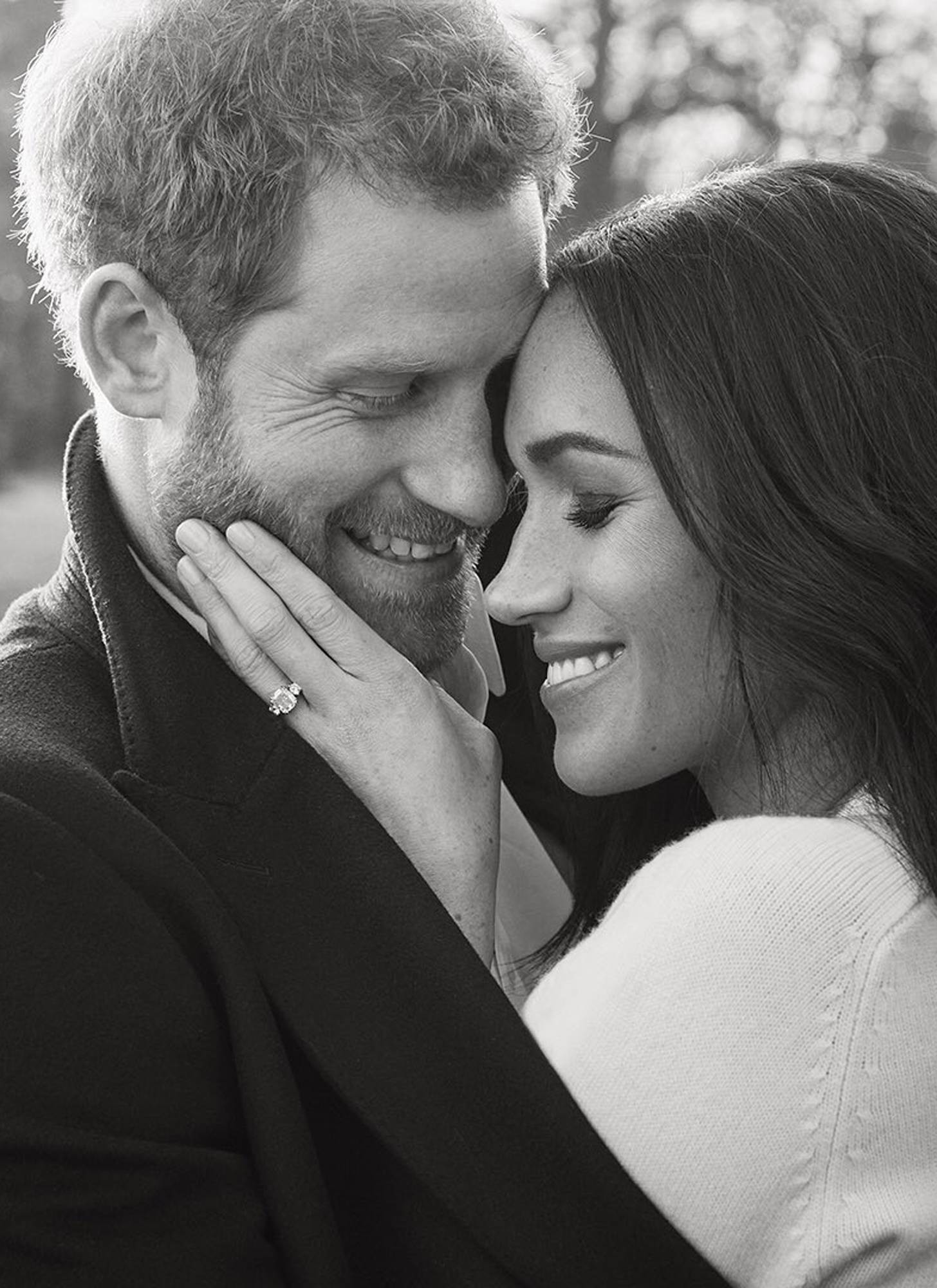 Christmas Comes Early With the Release of Prince Harry and Meghan Markle's Official Engagement Photos