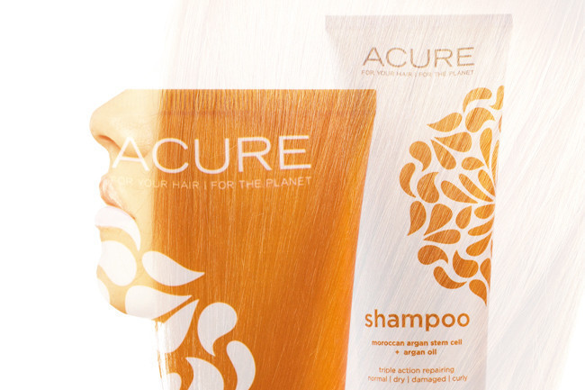 Current Obsession: Acure Organics Moroccan Argan Oil Shampoo and Conditioner
