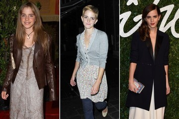 Emma Watson Through the Years