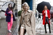 What to Wear: On a Rainy Day