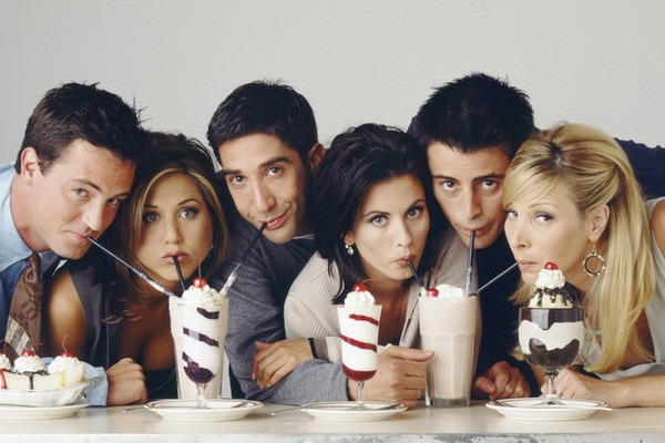 Brace Yourselves, A 'Friends' Reunion Is Really Happening