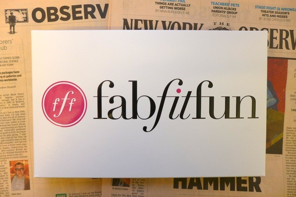 Unboxing Giuliana Rancic's New FabFitFun VIP Box [PHOTOS]