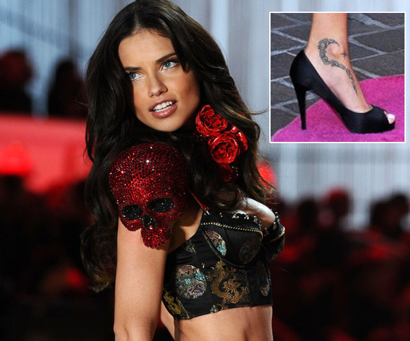 Female Celebrity Tattoos | Steal Her Style