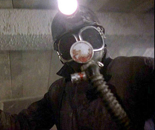 Harry Warden The Creepiest Masks From The Movies Zimbio
