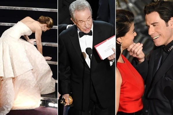 The Craziest Mistakes & Blunders in Oscar History