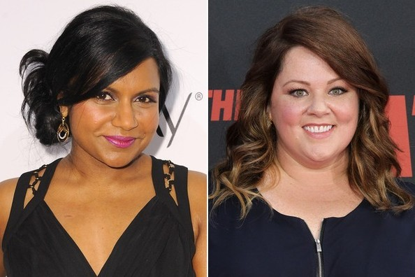 Mindy Kaling Debuts a New 'Do, Melissa McCarthy Reveals Her Gothic Past and More