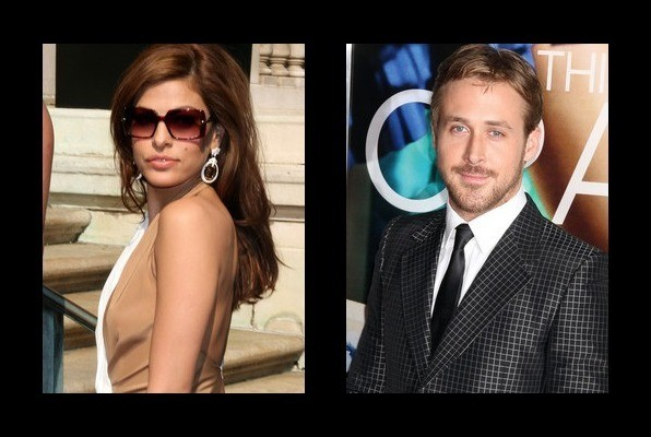 Eva Mendes is dating Ryan Gosling