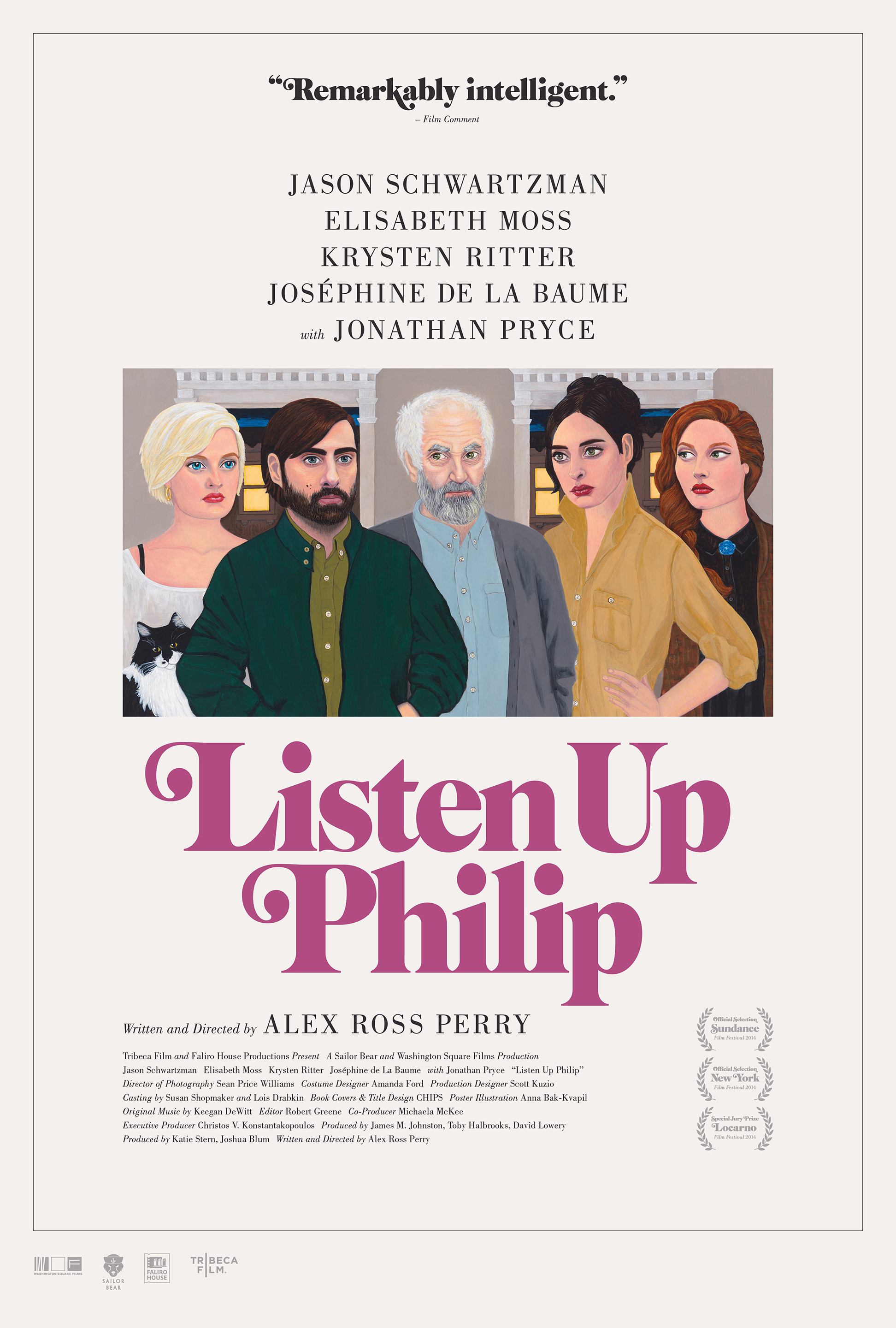 Vainglory Lives in 'Listen Up Philip'
