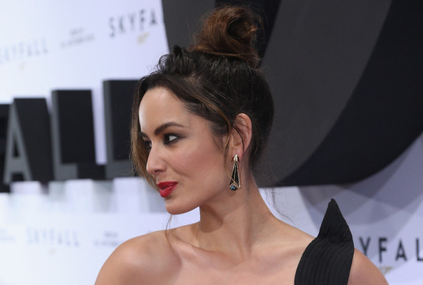 Look of the Day: Berenice Marlohe's Special Brand of Futuristic Glamour