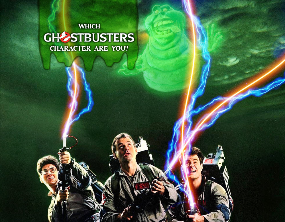 which ghostbusters character are you quiz zimbio