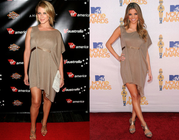 Who Wore Elaine Kim Better: Lo Bosworth or Amber Lancaster?