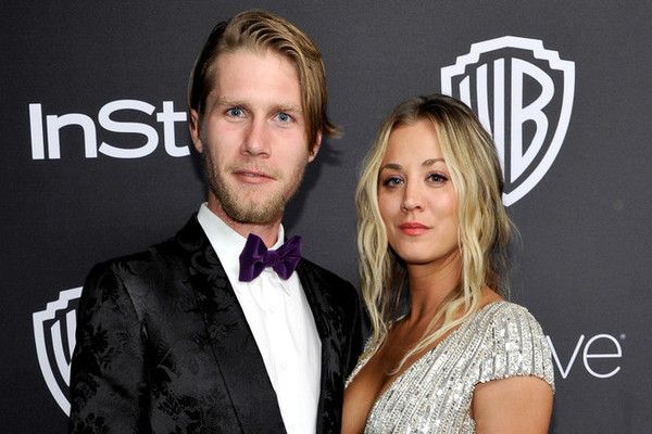'Big Bang Theory' star Kaley Cuoco engaged to equestrian Karl Cook
