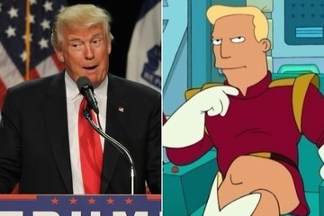 There's Nothing Like Hearing Zapp Brannigan Read Trump Quotes