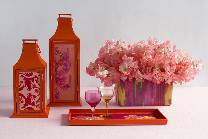 3 Ways to Brighten Your Table with Fabric