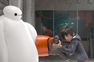 A Boy Genius and a Hilarious Robot Rule 'Big Hero 6'