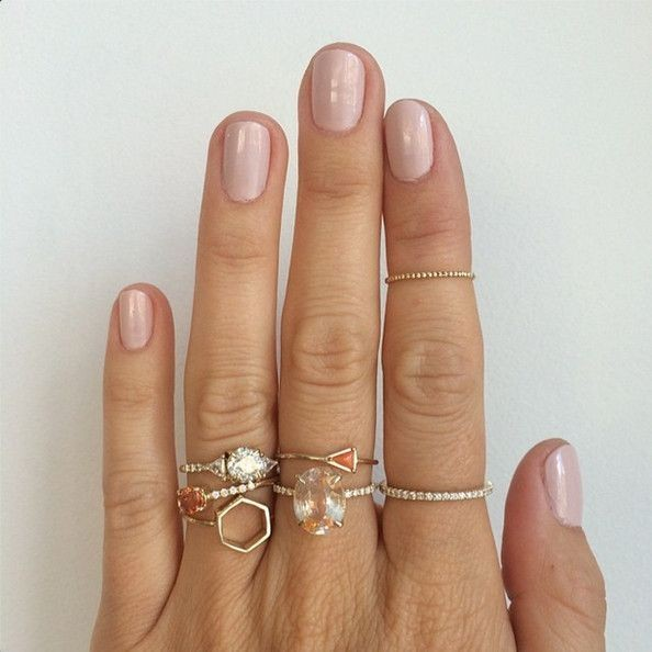 Story Why Are Wedding Rings Worn On Left Hand: Lonny's Top Pins Of The Week: Put A Ring On It