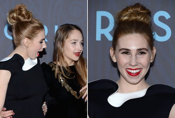 Who Had the Best Beauty Look at the 'Girls' Season 2 Premiere? Vote!