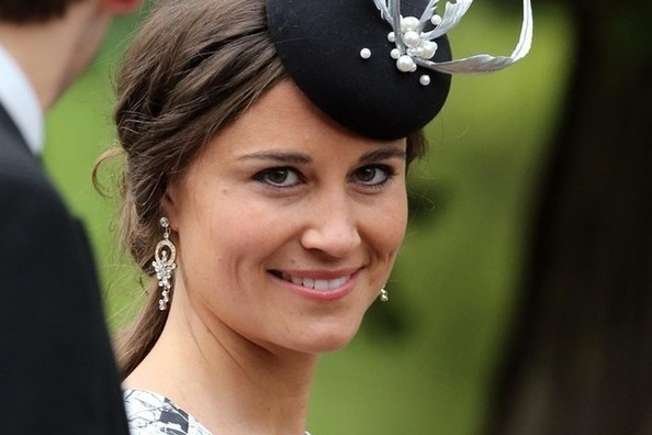 Here's How Pippa Middleton Makes a Ponytail Wedding-Appropriate
