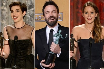 2013 SAG Awards Winners