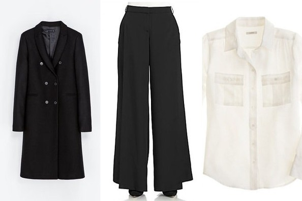 What to Wear: Power Meeting