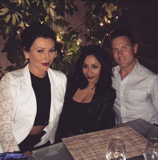who is jwoww dating 2015