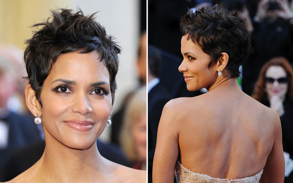 Celebrity Beauty Book: Here's Where Halle Berry Gets Her Hair and Nails Done in L.A.!