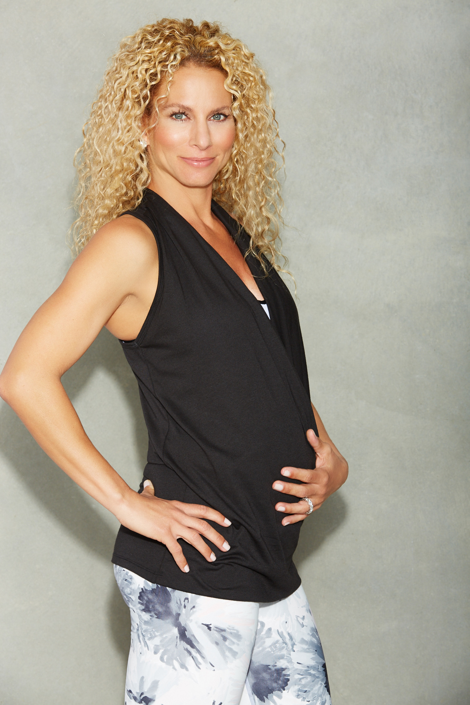 Style the Bump: Fabletics' Ginger Ressler