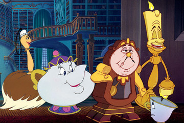 Can You Name All of the 'Beauty and the Beast' Characters?