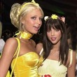 Paris Hilton and Nicole Lenz