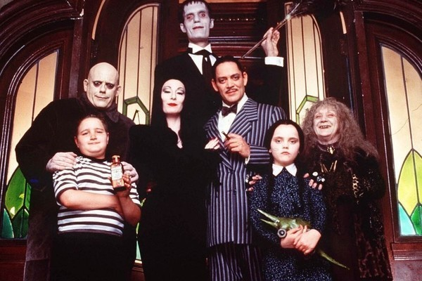 Choose Halloween Costumes And We'll Tell You Which 'Addams Family' Character You Are