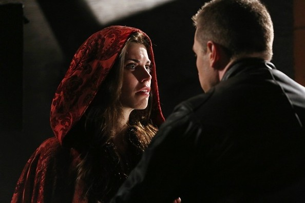 'Once Upon a Time' New Photos - A Wolf in Ruby's Clothing