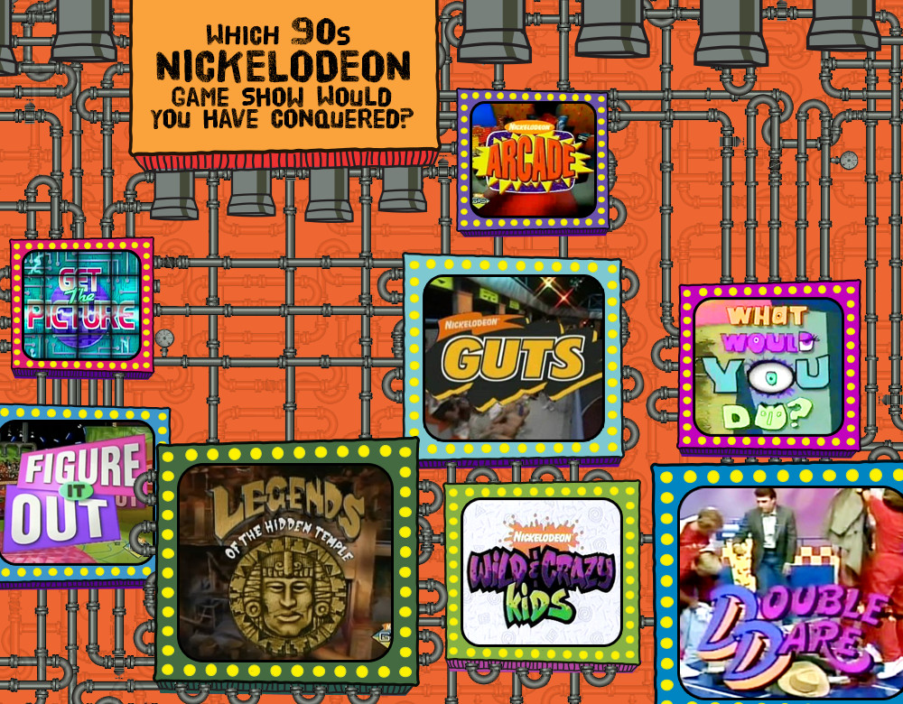 Gallery For gt 90s Game Shows On Nick