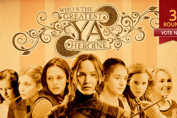 Who's the Greatest Young Adult Heroine? Round 3