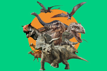 All The 'Jurassic' Dinosaurs, Ranked From Gentle Giant To Aggressive AF