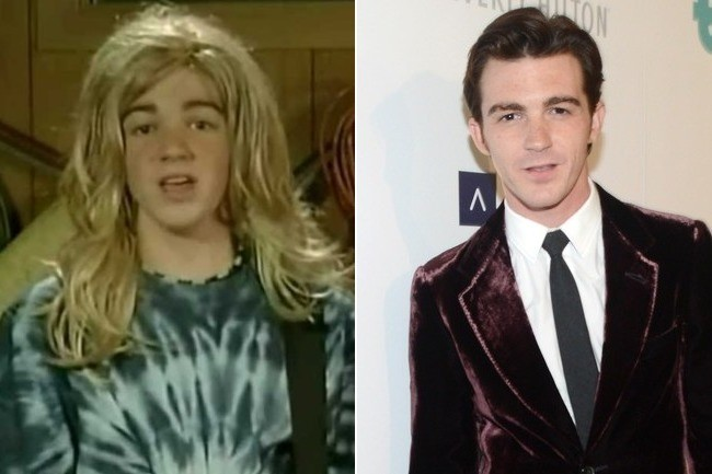 Drake Bell - Nickelodeon Stars Then and Now - Zimbio Nickelodeon Stars Then And Now